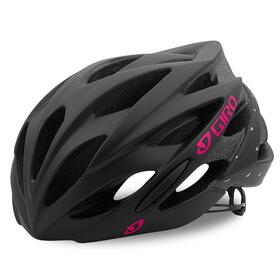 Giro Sonnet Helmet matte black/bright pink